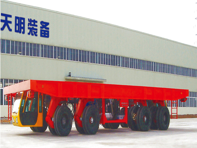 Section lifting transporter